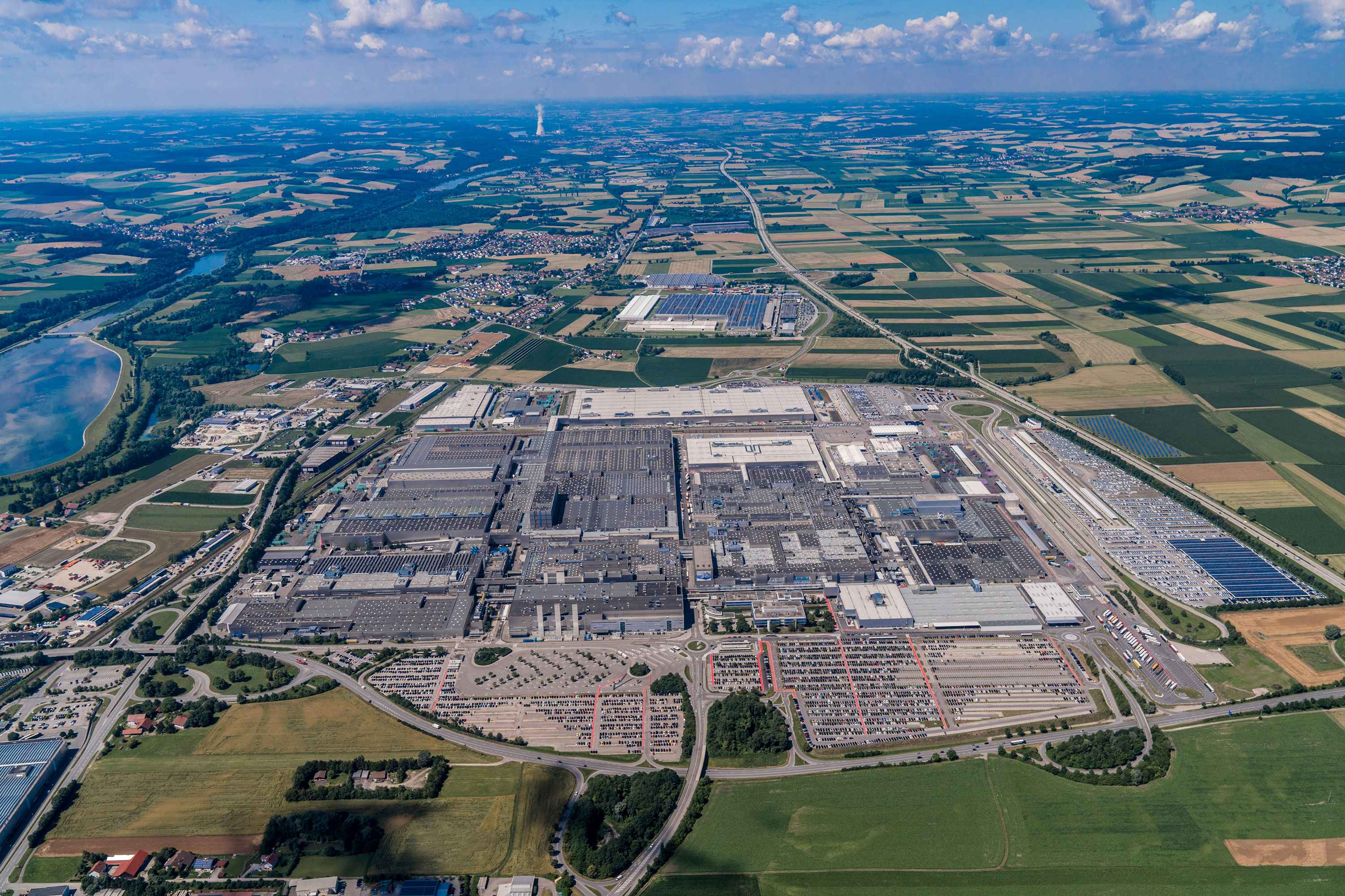 BMW Group Werk Dingolfing